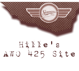 Hille's AWO 425 Site